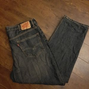Levi's 550 Red Tab Size 40x30